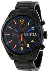 ESQ by Movado Men's 07301452 Catalyst  Black PVD Watch