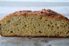 Eltefritt biolabrød - for denne og over 50 andre varianter på eltefritt brød besøk bloggen Mat på Bordet.