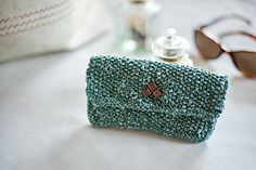 Knit Smart Phone Case by Audrey Kerchner