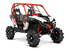 New 2016 Can-Am Maverick X mr 1000R ATVs For Sale in Florida. 2016 Can-Am Maverick X mr 1000R, 2016 CAN-AM® MAVERICK X MR 1000RREADY FOR THE MUD STRAIGHT FROM THE FACTORYThe purpose-built, mud-ready Maverick X mr is ready to tame muddy trails and closed-course mud bogs. With 101-HP, 30-inch mud tires and snorkels; take on any mud hole with confidence.Features may include:ROTAX 1000R V-TWIN ENGINE101-HPThe 976cc, 101-hp Rotax® 1000R V-Twin engine is at the heart of the Maverick performance…