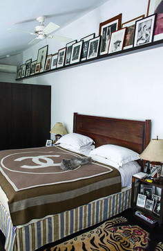 A Look Inside Grace Coddington's New York Apartment