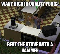 """Sims Logic"" flippin love this game! hilarious!!!"