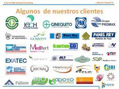 Algunos de nuestros clientes  contacto@uinspiring.com http://uinspiring.com/
