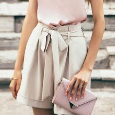 51a7f409f Elegant High Waist Sashes Shorts Women 2019 Summer Apricot Harajuku Pockets  Summer Shorts Vintage Ladies Mini Shorts Femme
