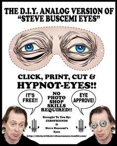 Steve Buscemi eyes