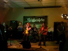 Another shot of Singleside performing at the 2012 Christmas Toy Drive at the Schoolhouse Venue in Madison Heights, VA!