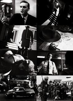 The Real L.A. Noire - see the complete image at http://fumtaz.com/portfolio/real-l-a-noire/ #lanoire