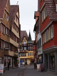 Tübingen, Deutschland  Best of Germany