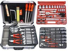 Pin for Later: 50 kreative (& teils auch ganz praktische) Geschenkideen für Papa  Famex Werkzeugkoffer Komplettset mit Steckschlüsselsatz (304 €)