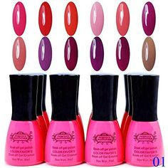 2014 New Prefect Summer Nail Gel Polish 8ml 12pcs/lot 12Colors Gel Nail Bueaty Products Prefect Summer http://www.amazon.com/dp/B00KVEN8Z4/ref=cm_sw_r_pi_dp_TOXJub0YCGZ6Z