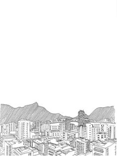 Gallery - Architecture is the Protagonist in These Intricate Illustrations - 3
