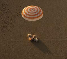 Soyuz brings Whitson home after record-setting mission – Spaceflight Now