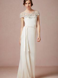 BHLDN Harlow Size 2 Wedding Dress – OnceWed.com