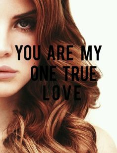 """You are my one true love"" (from ""Off to the Races"") ~ LDR"
