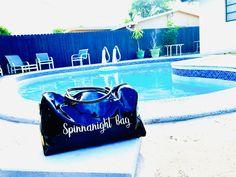 Spinnanight Overnight Bag - Spinnanight