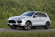 Road Test > 2014 Porsche Cayenne Turbo S  Exclusive and intimidating