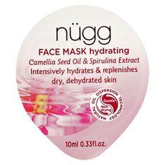 nügg Hydrating Face Mask - 0.33 oz : Target