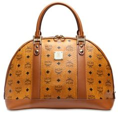 MCM never went out of style for me. From the boardroom to the gym this is the piece to have