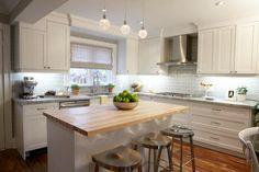 Nice Clean Kitchen Design