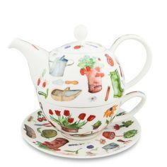 Win a Beautiful Tea4One Dunoon Bone China Teapot