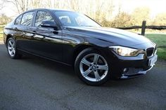 used BMW 320d SE in surrey