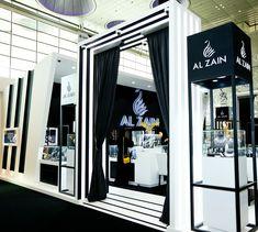Exhibition Stand Contractors In Doha Qatar : Best exhibition stand contractor doha jewel watch exhibition
