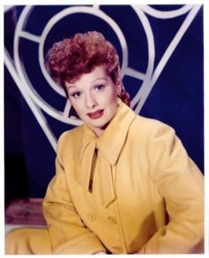 Lucille Ball In Color - 20 | Flickr - Photo Sharing!