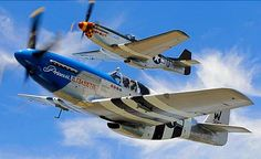 A P-51C and P-51D....Call today or stop by for a tour of our facility! Indoor Units Available! Ideal for Outdoor gear, Furniture, Antiques, Collectibles, etc. 505-275-2825