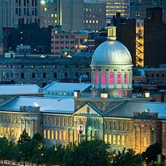 Montreal Canada---Best Known For Arts, Bike friendly, Eco friendly, Culture, Adventure, Romantic, Culinary, Shopping, Entertainment, Nightlife  Best time of year: May-September