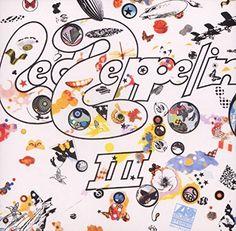 Led Zeppelin - III - Remastered Original Vinyl [Vinyl LP]