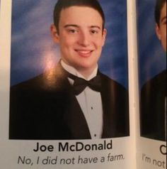 "23 Yearbook Quotes Written By Seniors Who Are Just DONE - Funny memes that ""GET IT"" and want you to too. Get the latest funniest memes and keep up what is going on in the meme-o-sphere. Funny Shit, Really Funny Memes, Stupid Funny Memes, Funny Relatable Memes, Funny Texts, Funny Stuff, Funny Drunk, Drunk Texts, 9gag Funny"