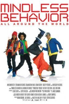 At last, what Mindless Behavior fans have been waiting for – the opportunity to experience the American boy band's journey to stardom. All Around the World is their inspiring documentary that showcases talent, tears, laughter and insight into the story of how the teen sensations were put together at an open casting call.