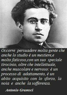 Antonio Gramsci dixit