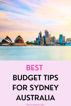 This post is for travellers in Sydney Australia Travel on a budget. Things to do in Sydney, Australia on a budget, Sydney Australia bucket lists, Sydney, Australia restaurant guide and Budget Sydney Fashion tips. #travelbudget #sydneyaustralia #sydneythingstodo Travel Pics, Travel Advice, Travel Guides, Sydney Australia Travel, Bondi Icebergs, Restaurant Guide, Countries To Visit, Bucket Lists, Cruises