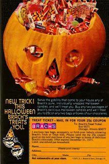 Halloween Countdown: Brach's Candy- The Great Debate