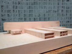 Souto de Moura #architecture model