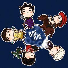Bigbang Bae Bae