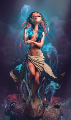 Amazing 3D characters by Carlos Ortega Elizalde | Incredible Snaps