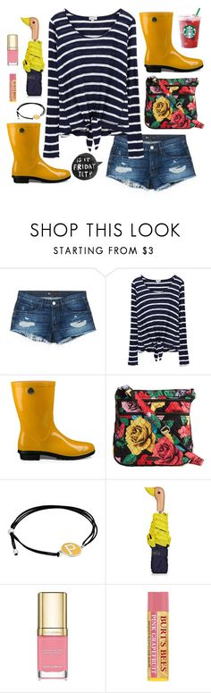 """""""f r i d a y"""" by picassogirl ❤ liked on Polyvore featuring 3x1, Splendid, UGG, Vera Bradley, Alex and Ani, Topshop and Dolce&Gabbana"""