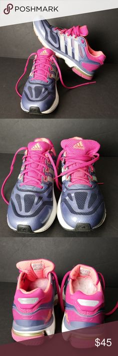 ee35b1a60 Shop Women s adidas Purple Pink size Athletic Shoes at a discounted price  at Poshmark. Description  IN GOOD CONDITION SKU   MLK Sold by  savealotsneaker.