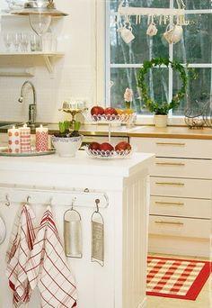 Cmo decorar tu cocina para Navidad
