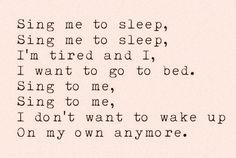 Asleep- The Smiths