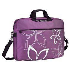 17-Inch-Purple-Contour-Flowers-Floral-Print