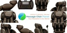 Infinity IT-8500X3 Massage Chair Review | Massage Chair Planet | Massagechairplanet.com