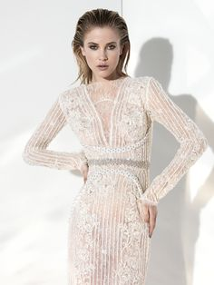 YolanCris   Elegant wedding dresses & couture bridal gowns by YolanCris