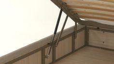 Un telaio perimetrale metallico vi assicura un'elevata solidità e durata nel tempo