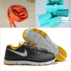 Mens Nike Free Haven Cool Grey/Yellow/Reflect Silver Blue Sneakers, Blue Shoes, New Shoes, Sneakers Nike, Nike Free Run 3, Nike Free Shoes, Tiffany And Co Earrings, Tiffany Blue Nikes, Make Money Online Now