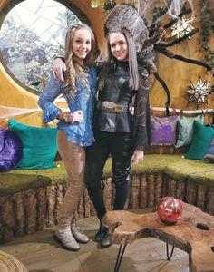 Savannah May & Lilimar Knight Squad, Daniella Perkins, Nickelodeon Shows, Savannah Chat, Bff, Actresses, Lady, Fantasy, Random