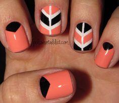 Polish Art Addict #nail #nails #nailart