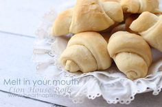 Lion House Rolls have to be one of my favorite things EVER. Have you had them? If you have not tried them, you need to make them! Like NOW! Seriously put these on your list! You will thank me later… ahh, okay maybe you won't. ;) Imagine these rolls fresh out of the oven topped …